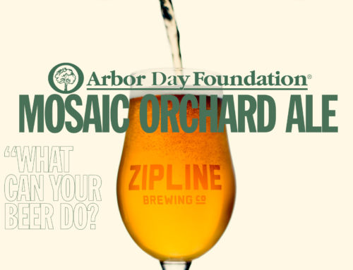 Find It: Arbor Day Mosaic Orchard Ale