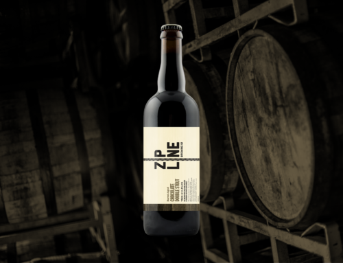 Barrel-Aged Chocolate Double Stout