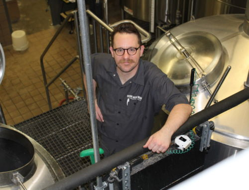 Brendan McGinn, Assistant Brewer