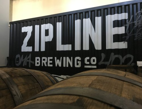 Zipline Is Shipping Into Omaha