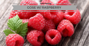 Cask Tapping Gose w/ Raspberry - Taproom