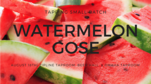 Tapping Watermelon Gose