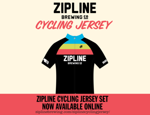 Zipline Cycling Jersey