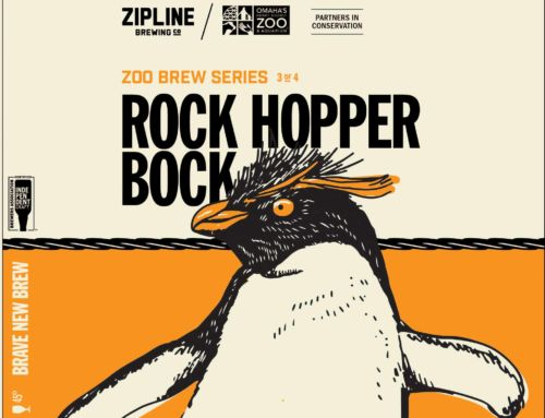 ZOO BREW SERIES COLLABORATION W/ HENRY DOORLY ZOO AND AQUARIUM