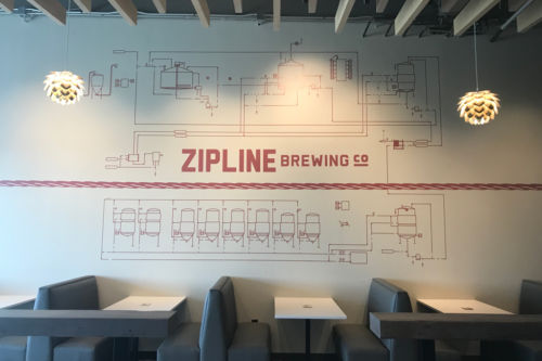 Large image of Zipline Beer Lounge