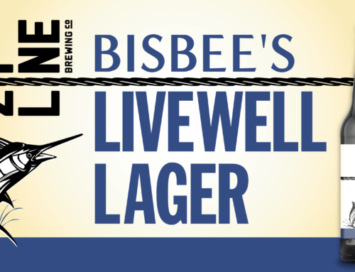 Zipline Launches in Mexico with Bisbee's Livewell Lager
