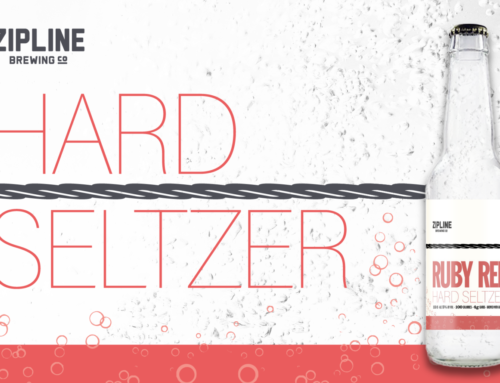 Zipline Brewing Co. to Release Hard Seltzer Line
