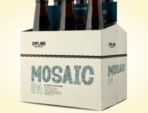 Mosaic IPA Now Available in Six Packs!
