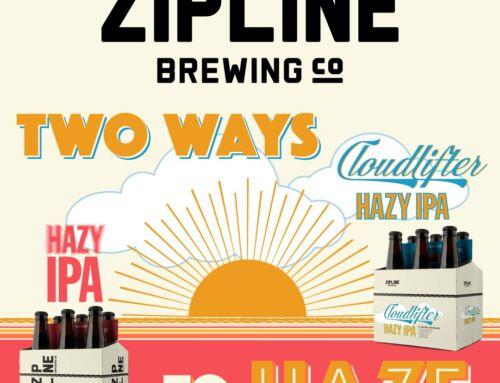 Two New Ways to Haze: Hazy IPA and Cloudlifter Hazy IPA