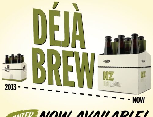 Deja Brew – NZ IPA is BAAAAAAAACK!!!!!!!