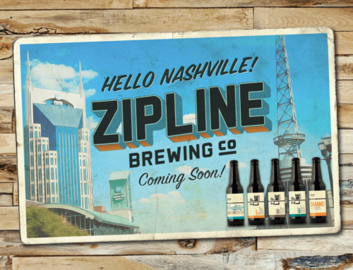 We're heading to Nashville!